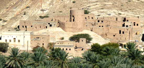 Пустыня Руб-эль-Хали Азия