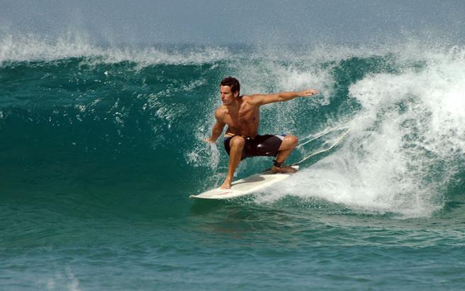 серфинг обучение