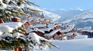 Три Долины в Альпах. Что выбрать Валь Торанс, Мерибель или Куршевель?