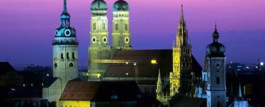 Мюнхен — интереснейший город Германии
