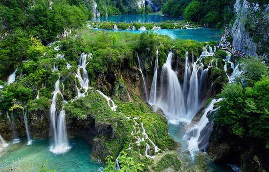 Шри-Ланка водопады