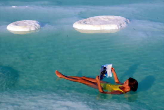 Мертвое море Курорты
