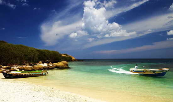 Шри-Ланка Остров Пиджеон