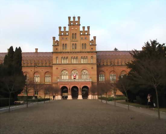 Черновцы – жемчужина Буковины