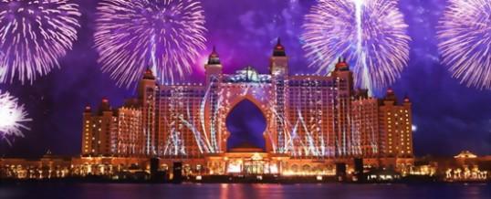 Новогоднее путешествие в сказочный Дубай