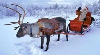 Каникулы в сказочной Лапландии