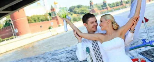 Важное о свадьбе на теплоходе