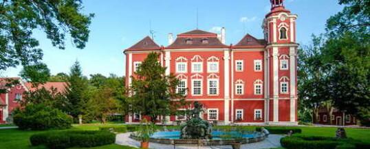 Экскурсия в замок Детенице (Чехия)!