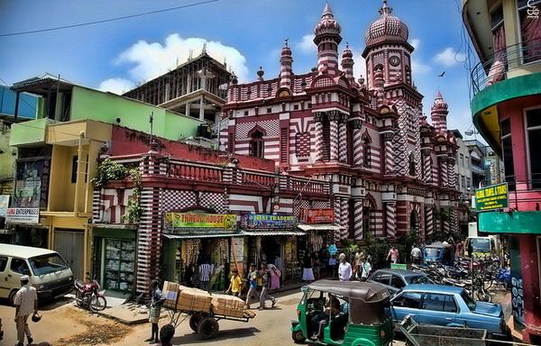 Коломбо достопримечательности Шри-Ланка