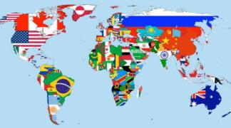 ТОП-10 государств, которые исчезнут через 20 лет с лица Земли