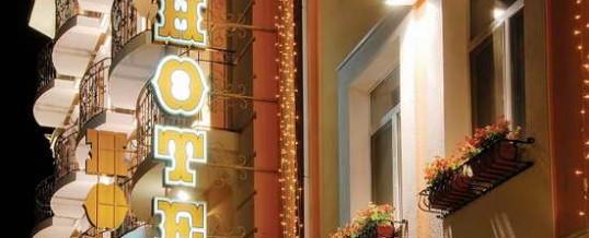 Премьер Отель Палаццо 4* – лучшая гостиница Полтавы