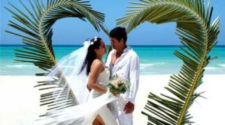 Свадебные туры и их особенности
