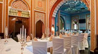 Традиции востока в ресторане Баку